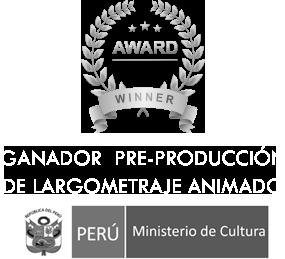 Ganador de pre-producción de largometraje animado